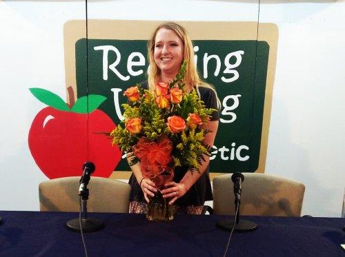 Heidi Wilson 2019 Dade County Teacher of the Year